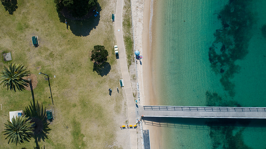 sydney harbour outdoor programs