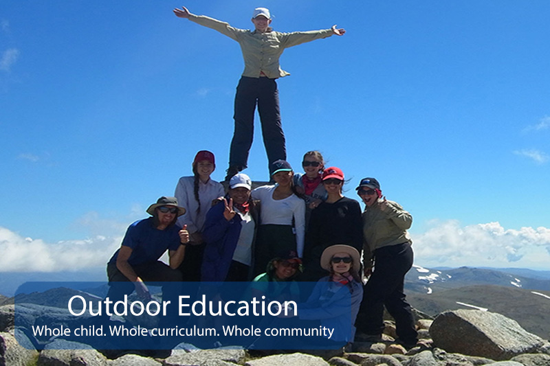 outdoor education provider
