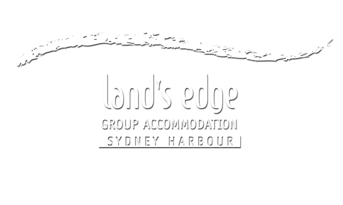 group accommodation sydney harbour